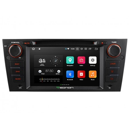 Estereo BMW 3 2005 - 2011 Android 8.0