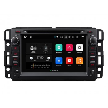 Estereo Chevrolet GMC Android 8.0